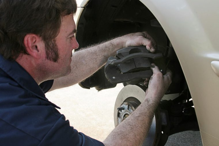 these are three signs you might need to service your vehicle's brakes