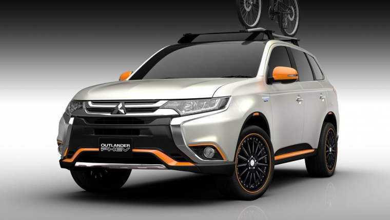 Four Customized Mitsubishi Models Prepared for Tokyo Auto