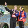 Monster Jam Show Dayton Grave Digger driver interview winner