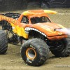 Monster Jam Show in Dayton El Toro Loco truck history