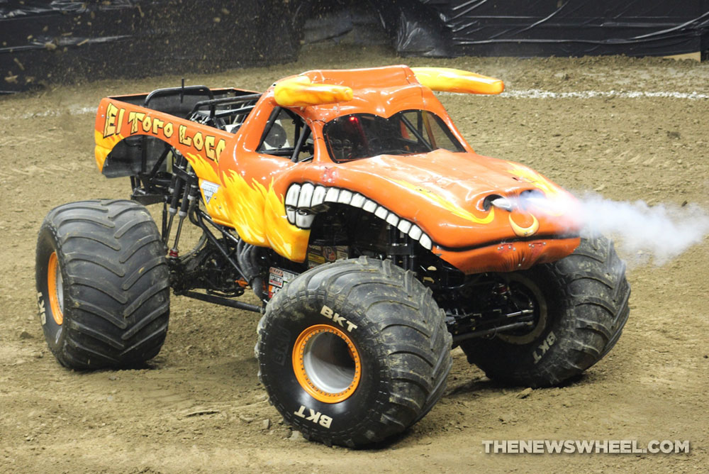 Truck Mud Tires >> The History of Monster Trucks - The News Wheel