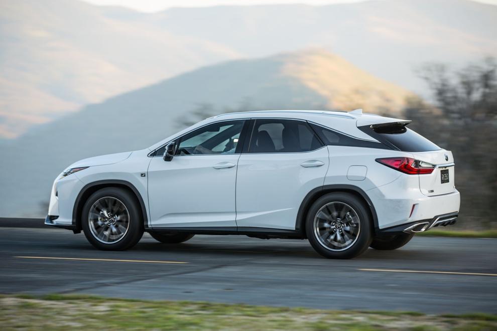 2016 Lexus Rx Overview The News Wheel