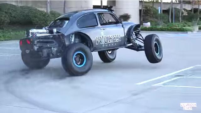 Vw San Diego >> Wild Vw Beetle Terrorizes San Diego The News Wheel