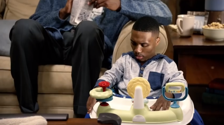 State Farm Life Insurance Reviews >> Chris Paul Stars in Funny New State Farm Commercial with Talking Baby [VIDEO] - The News Wheel
