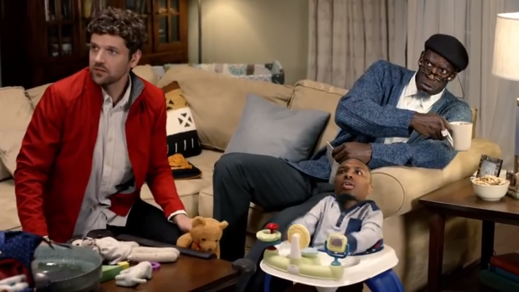 f4b2321ce89c Chris Paul Stars in Funny New State Farm Commercial with Talking Baby   VIDEO  - The News Wheel