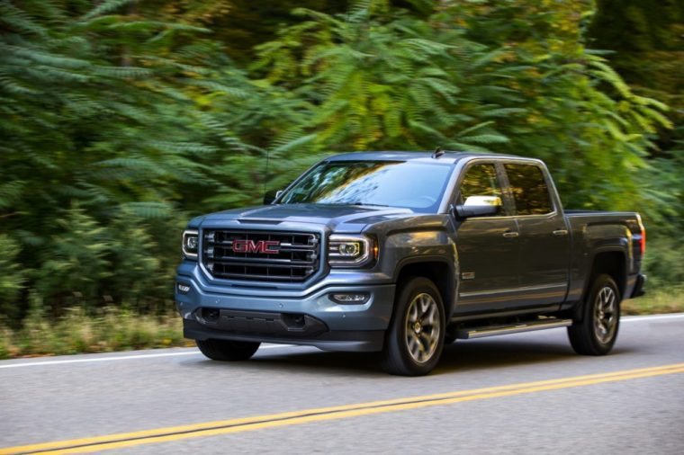 The Gmc Sierra 1500 Won 2016 Best Light Duty Truck For Towing Award From