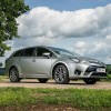 Toyota Avensis Tourer what car? safety award commendation