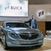 Vincent Boillot, Regional Manager - Sales - Eastern Canada, General Motors of Canada unveiled the Buick Avenir Concept at the 2016 Montreal International Auto Show