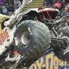 Zombie Monster Jam truck driven by Bari Musawwir interview