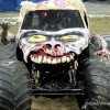 Zombie Monster Jam truck driven by Bari Musawwir interview