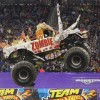 Zombie Monster Truck Jump