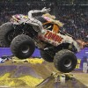 Zombie Monster Truck Trick