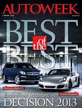 autoweek magazine cover