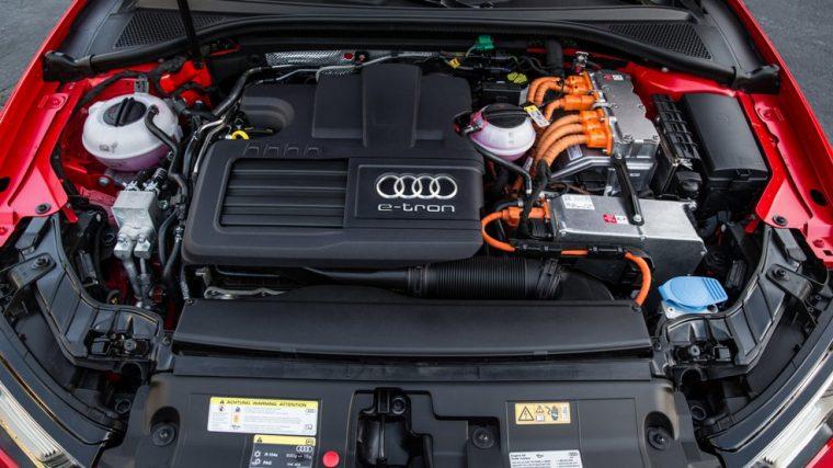 2016 Audi A3 Sportback e-tron Engine