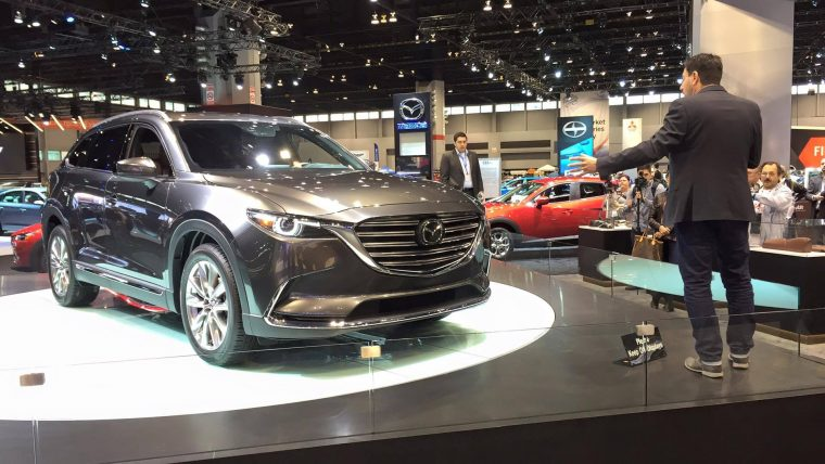 Mazda Cx 9 Europe >> Mazda Having Trouble Meeting Demand May Bring Cx 9 To Europe The