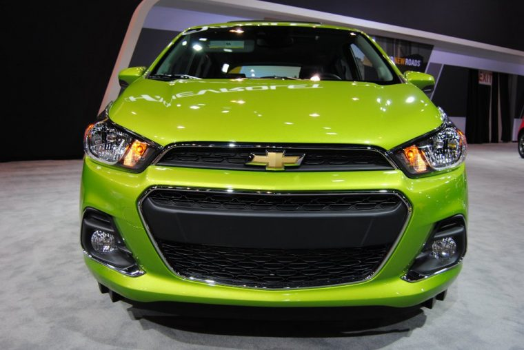 The 2016 Chevy Spark is available in models: LS, 1LT, and 2LT