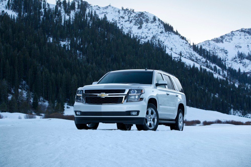 2016 Chevrolet Tahoe Overview - The News Wheel