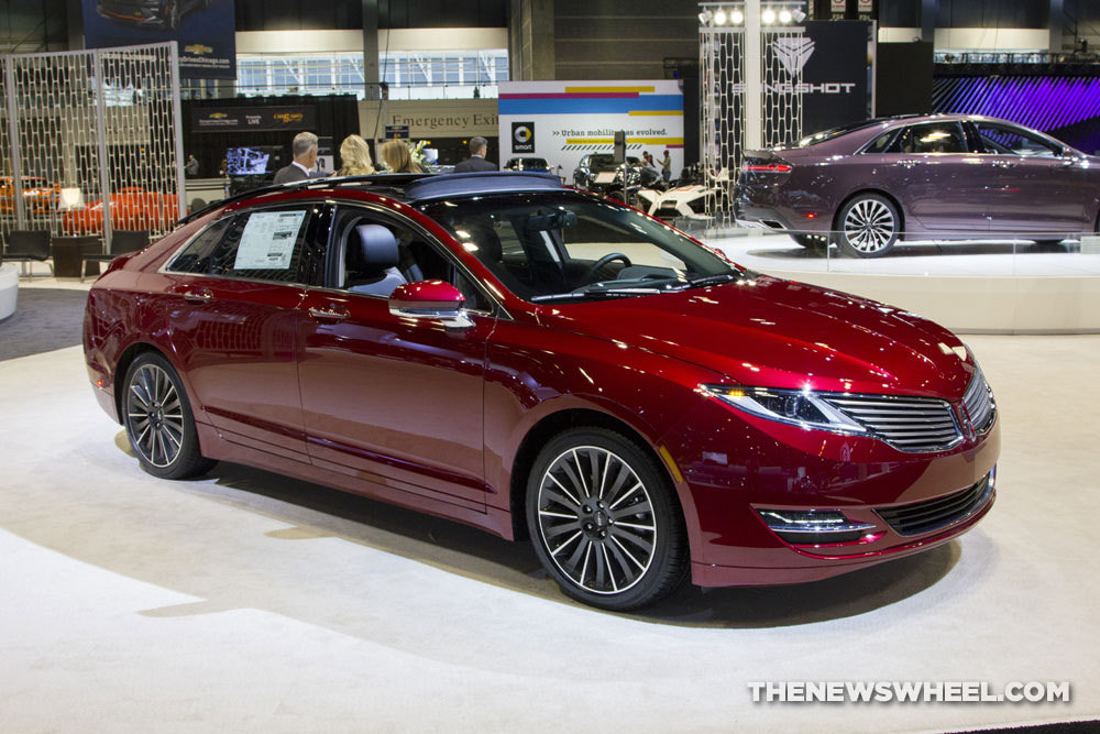 2016 Lincoln Mkz Overview The News Wheel