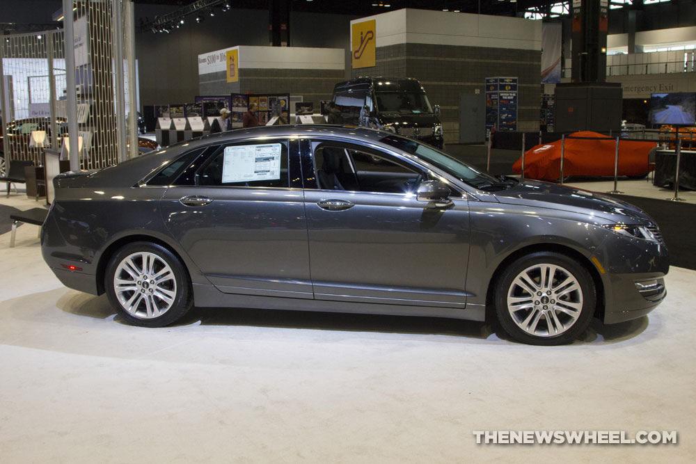 2016 Lincoln Mkz Sedan >> 2016 Lincoln MKZ Overview - The News Wheel