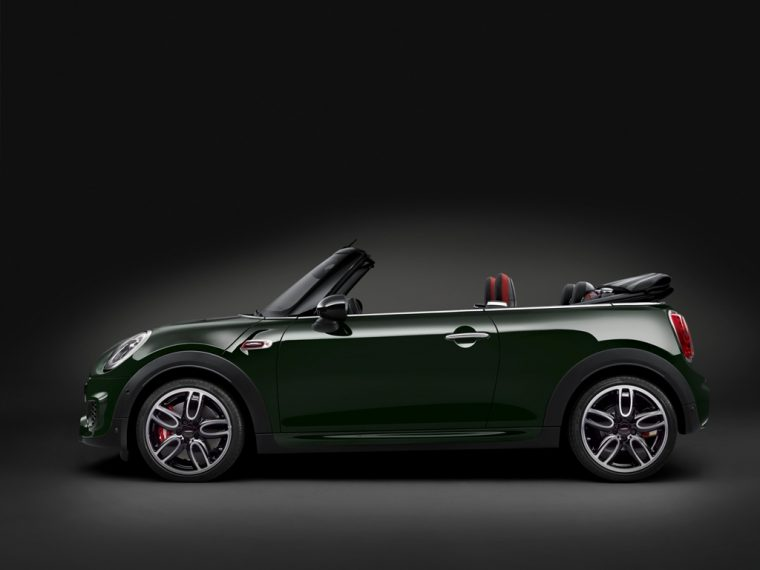 The 2016 MINI Convertible (John Cooper Works model pictured)