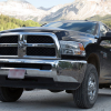 2016 Ram 2500 Front End