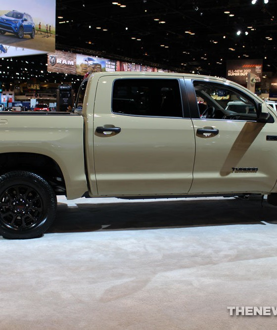 Toyota Gives Million-Mile Tundra Driver a Brand New Truck ...