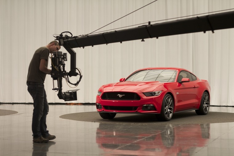 A Faster Horse Ford Mustang Documentary  White Horse Pictures red footage