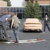 A Faster Horse Ford Mustang Documentary White Horse Pictures sculpture