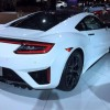 The 2017 Acura NSX made a surprise appearance at the 2016 Chicago Auto Show