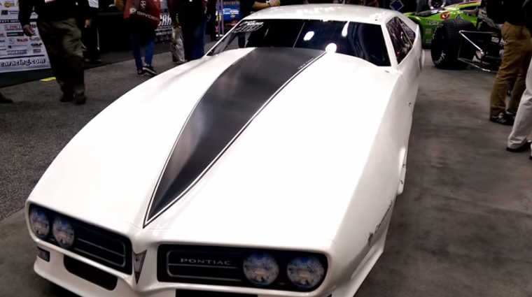 Big Chief from Street Outlaws recently unveiled the new racecar that will replace his '72 Pontiac LeMans