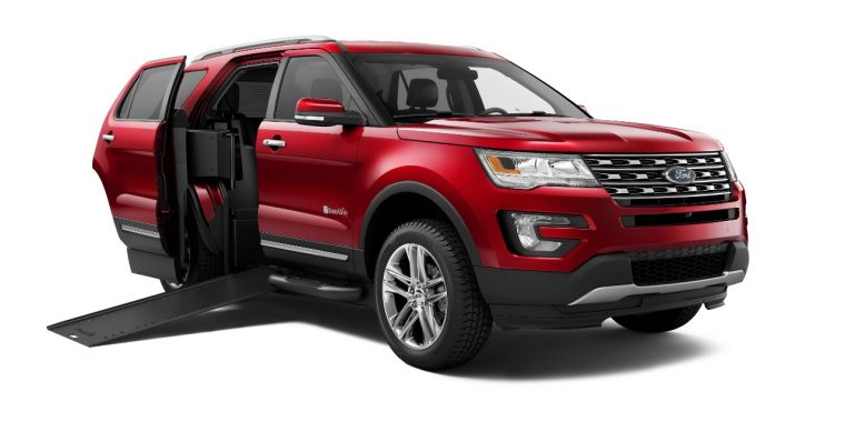 BraunAbility MXV Vehicle Is Best for Mobility Conversion