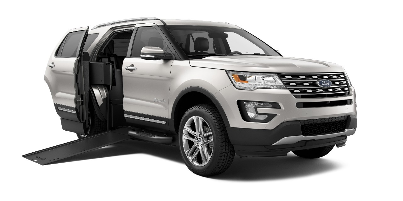 Ford Reveals Braunability Mxv Wheelchair Accessible Suv In