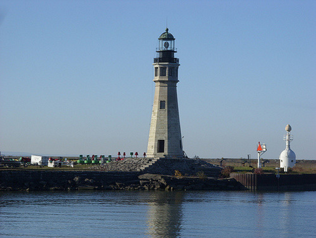 Buffalo New York Light House