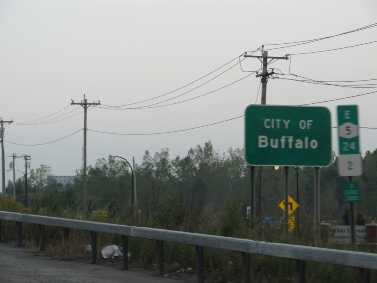 Buffalo New York Signs