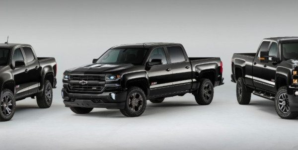 Chevrolet Special Edition Trucks >> Chevy Offers New Midnight Special Editions For Its Popular
