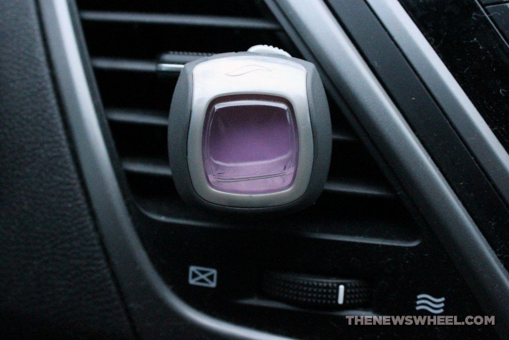 Febreze Car Vent Clip Air Freshener in air vent