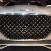 Genesis Vision G Concept car at Chicago Auto Show grille
