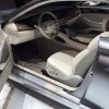 Genesis Vision G Concept car at Chicago Auto Show interior