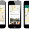 Google Maps Navigation App