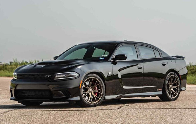 Hennessey 1000 HP Dodge Charger Hellcat