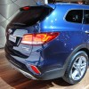 Hyundai Limited at Chicago Auto Show rear end