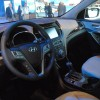 Hyundai Sport at Chicago Auto Show dashboard