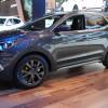 Hyundai Sport at Chicago Auto Show exterior