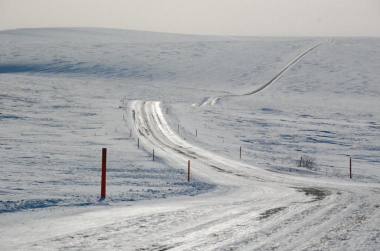 James Dalton Highway Alaska