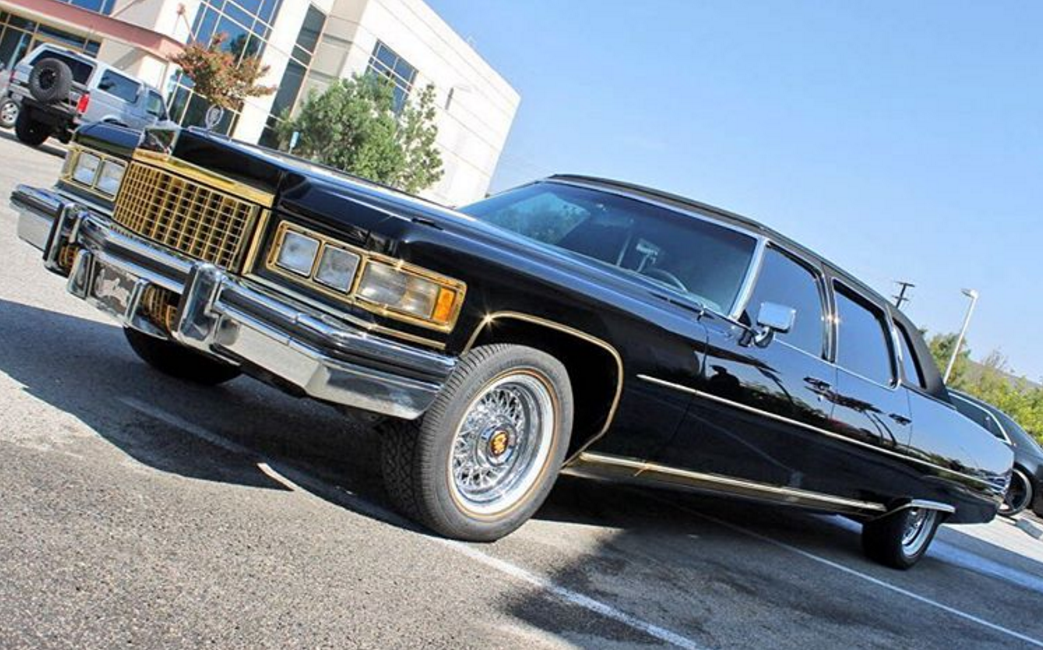 kid rock's custom '75 cadillac limo is your dream car - the news wheel