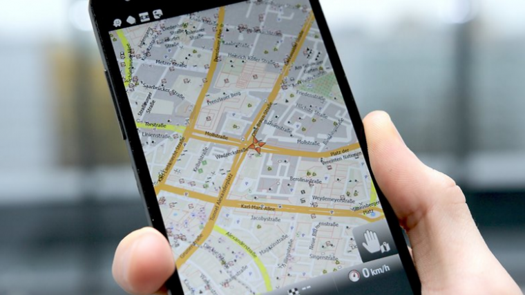 MapFactor Navigation App