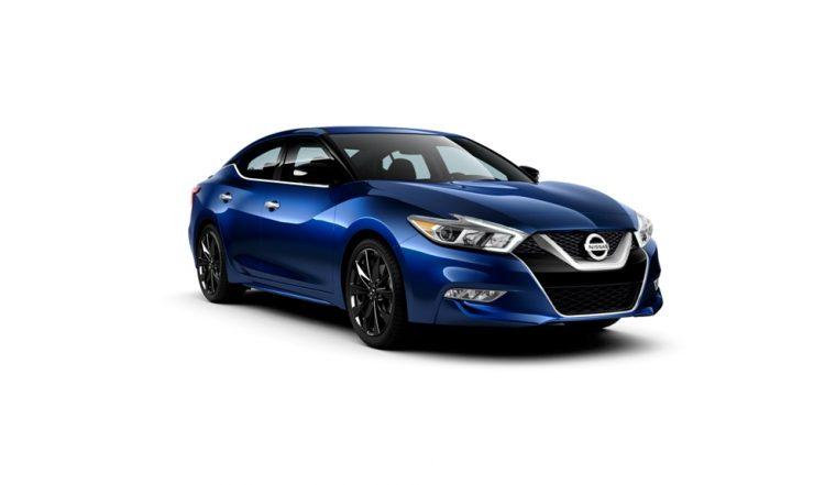 2016 Nissan Maxima SR Midnight Edition