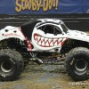 Monster Jam Show Dayton Monster Mutt dalmatian dog truck