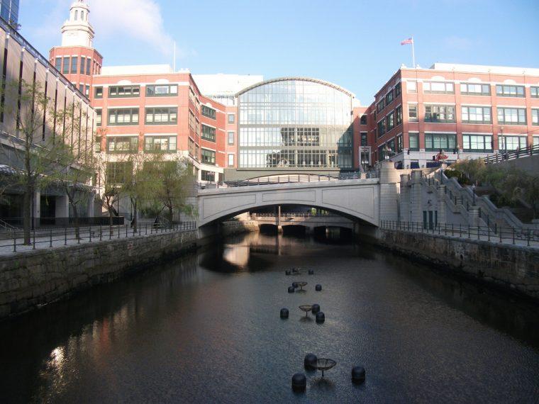 Providence, Rhode Island Bridge