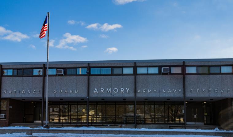 St Cloud Minnesota Armory